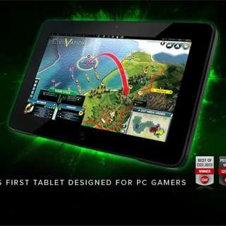 Razer Edge Portable Gaming Windows Tablet