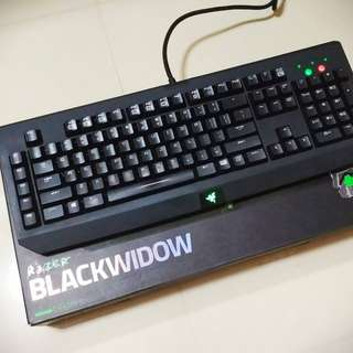 Razer BlackWidow 2014 Mechanical Keyboard