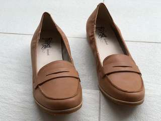 J West Leather Shoes