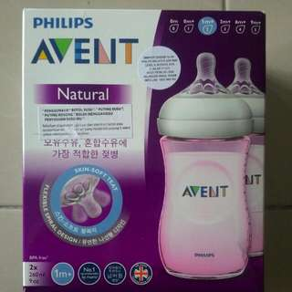 Avent Natural Pink