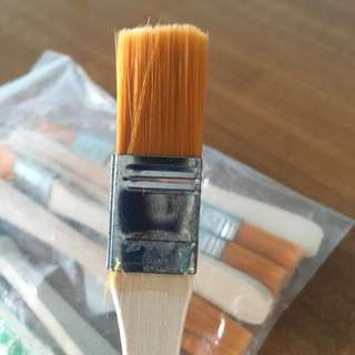Solder Flux Paste Brush