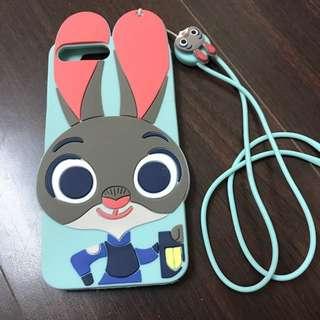 🚚 iPhone 7plus 手機殼+繩