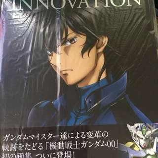 Mobile Suit Gundam Artbook illustration anime