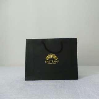 Trans Luxury Hotel Bandung Paper Bag