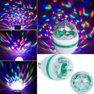 Lampu disko (led disco lamp)