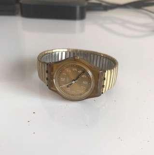 Swatch Vintage Watch