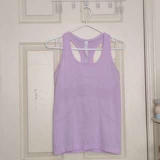 Lululemon Run Swiftly Tech Racerback (size 6)