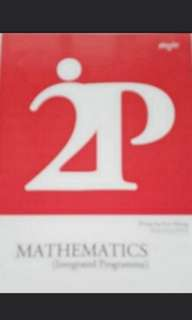 Brand New IP Maths for Sec 2