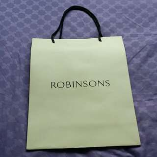 Papet Bag by Robinsons (Qty 2/2)