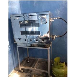 Oven gas 60x40 cm