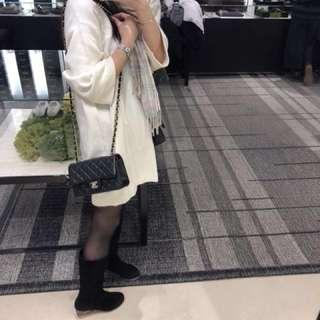 Chanel mini 20cm flag bag