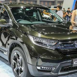 Best SUV in Indonesia is Here, Honda CRV Turbo