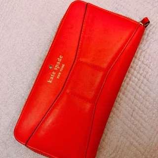 100% real Kate spade wallet