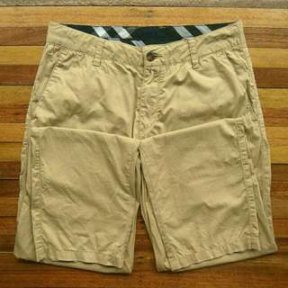 BURBERRY Slimfit Khakis Chino Pants