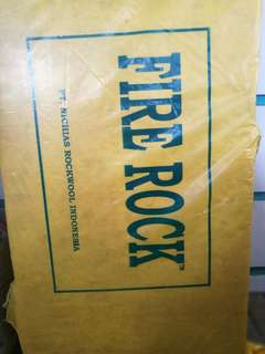 Rock Wool / Fire Rock