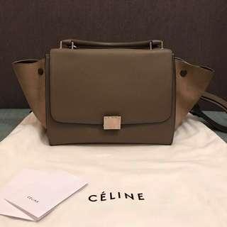 Celine Trapeze Bag 鈄咩 手挽 側咩袋