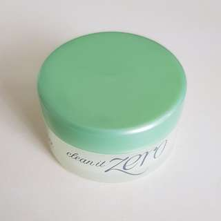 Banila co clean it zero sample