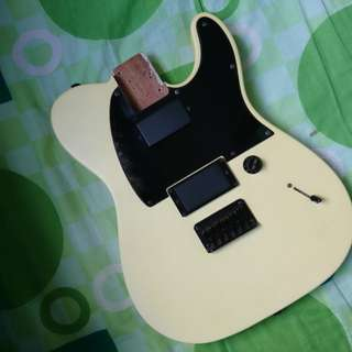 Squier jim root telecaster body