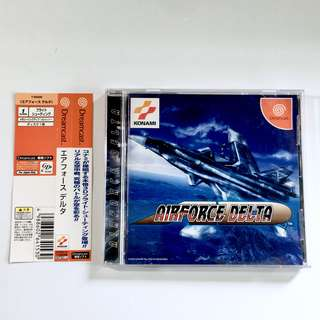 Air Force Delta - Dreamcast