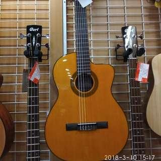 Takamine E/Classic Guitar GC1CE - Nat Bunga 0% Dp 0% Cukup Admin 199rb