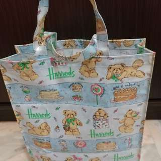 Harrods Shopper Bag
