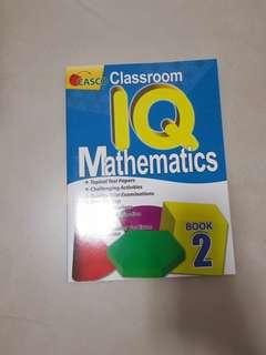 Classroom IQ math (primary 2)