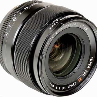 Fujifilm 23mm F1.4 ( imported )