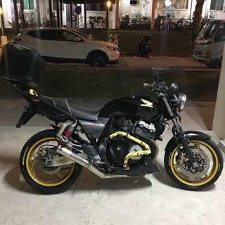 CB400 Super 4 Spec 3