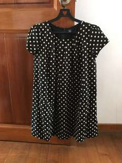 Gap Kids Polka Dot Dress