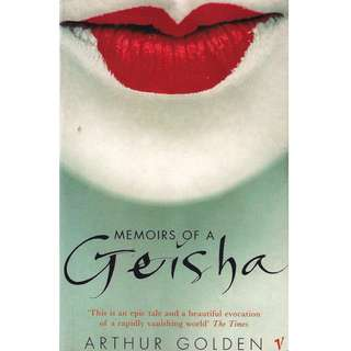 Memoirs of a Geisha (Arthur Golden)