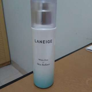 LANEIGE White Dew - Skin Refiner 120ml