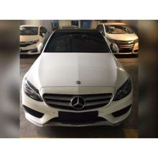 MERCEDES BENZ C200 A/T ABS D/AIRBAG 2WD 4DR
