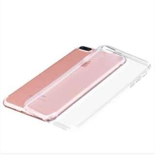 全新未拆!iPhone8透明保護殻