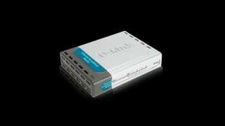Dlink di-604 router 寬頻 路由器