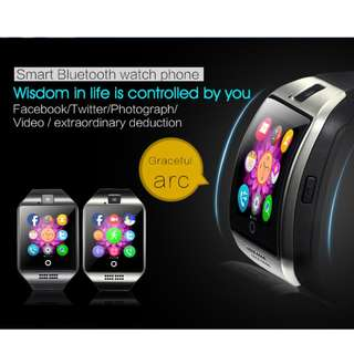 PROMOTION TO CLEAR !!! Touchscreen * Smart Watch * Bluetooth pair with IOS + Andriod * Camera