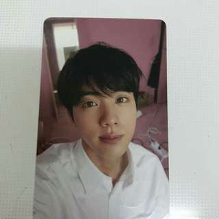 [WTS FAST] BTS JIN Official PC