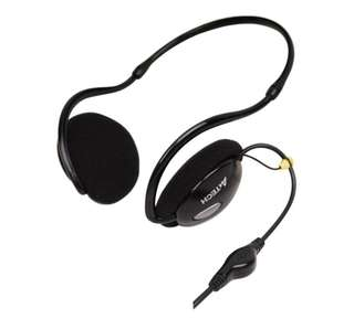 A4TECH HS-26 Comfortfit Stereo Headset (Black)