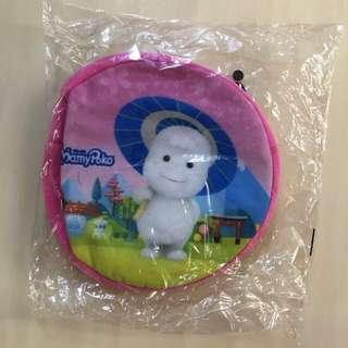 BN 🐧MAMY POKO🐧 Poko Chan Penguin Children/ Kids' Pink School Bag
