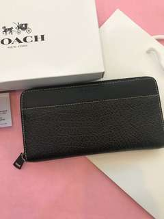 Men coach long wallet purse 👜 was one of