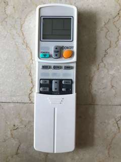 Daikin Remote Controller For Air Con