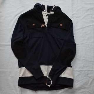 Generic cargo hoodie