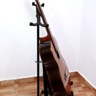 Guitar Stand Music Stand 2 in 1