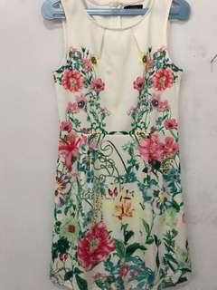 Nichi floral dress