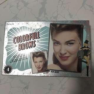 Benefit Colourful Brow Set