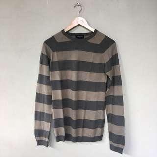 Sweater Stripes in Green