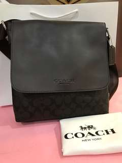 Coach Messenger Bag Original Coach men sling bag handbag