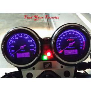Super 4 bros with speedometer bulb change (MAX 2 PCS) - installation not included & cash and carry