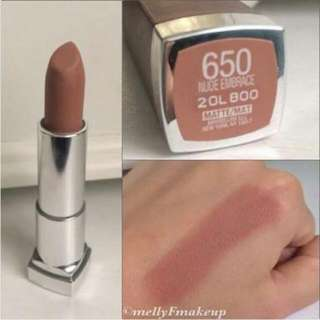 Maybelline Nude Embrace Lipstick