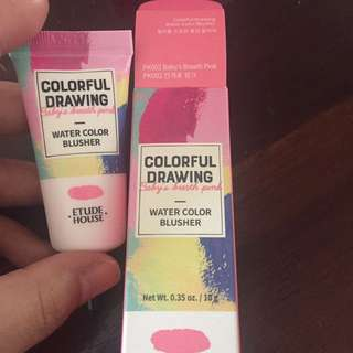 Etude House Water Colour Blusher