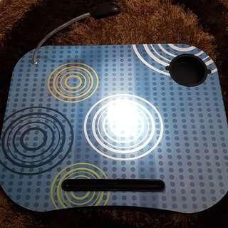 Laptop Tray w/ led light